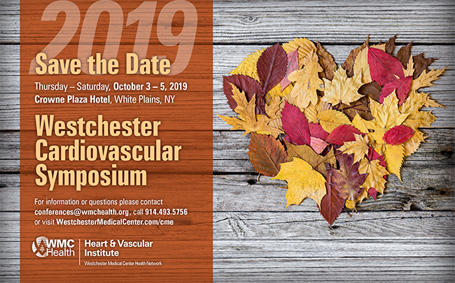 Cardiovascular Symposium 2019   Classes and Events