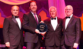 Over $3.5 million Raised at Westchester Medical Center's 39th Annual Gala; ShopRite Supermarkets, Inc. Honored with 2018 Community Partner Award